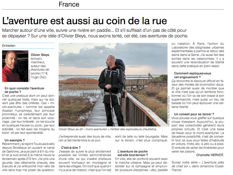 Article Ouest-France 28.07.19